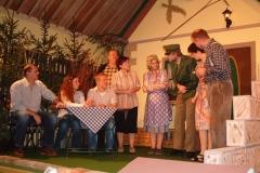 2009 Familienkrach im Doppelhaus